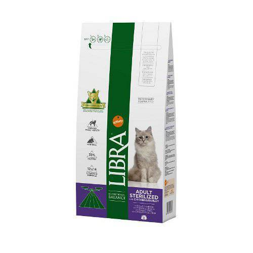 LIBRA ADULT STERILIZED PARA GATOS