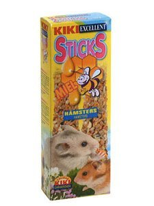 KIKI STICKS HAMSTER MIEL